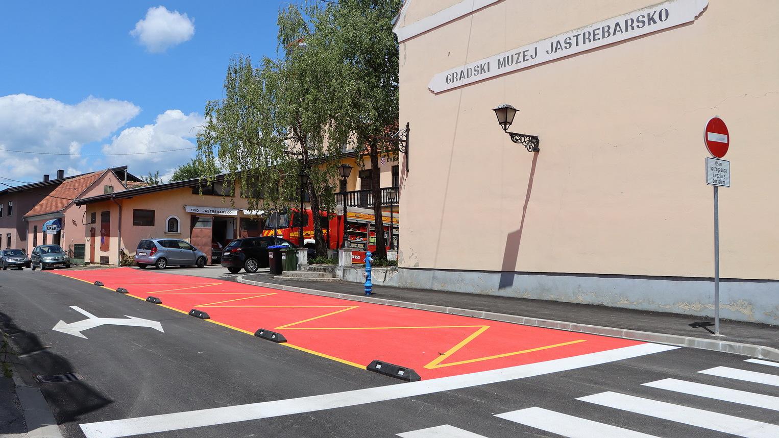 Bitno je građanima osigurati sigurnost u prometu, a vatrogascima brz i nesmetan izlazak na intervencije!