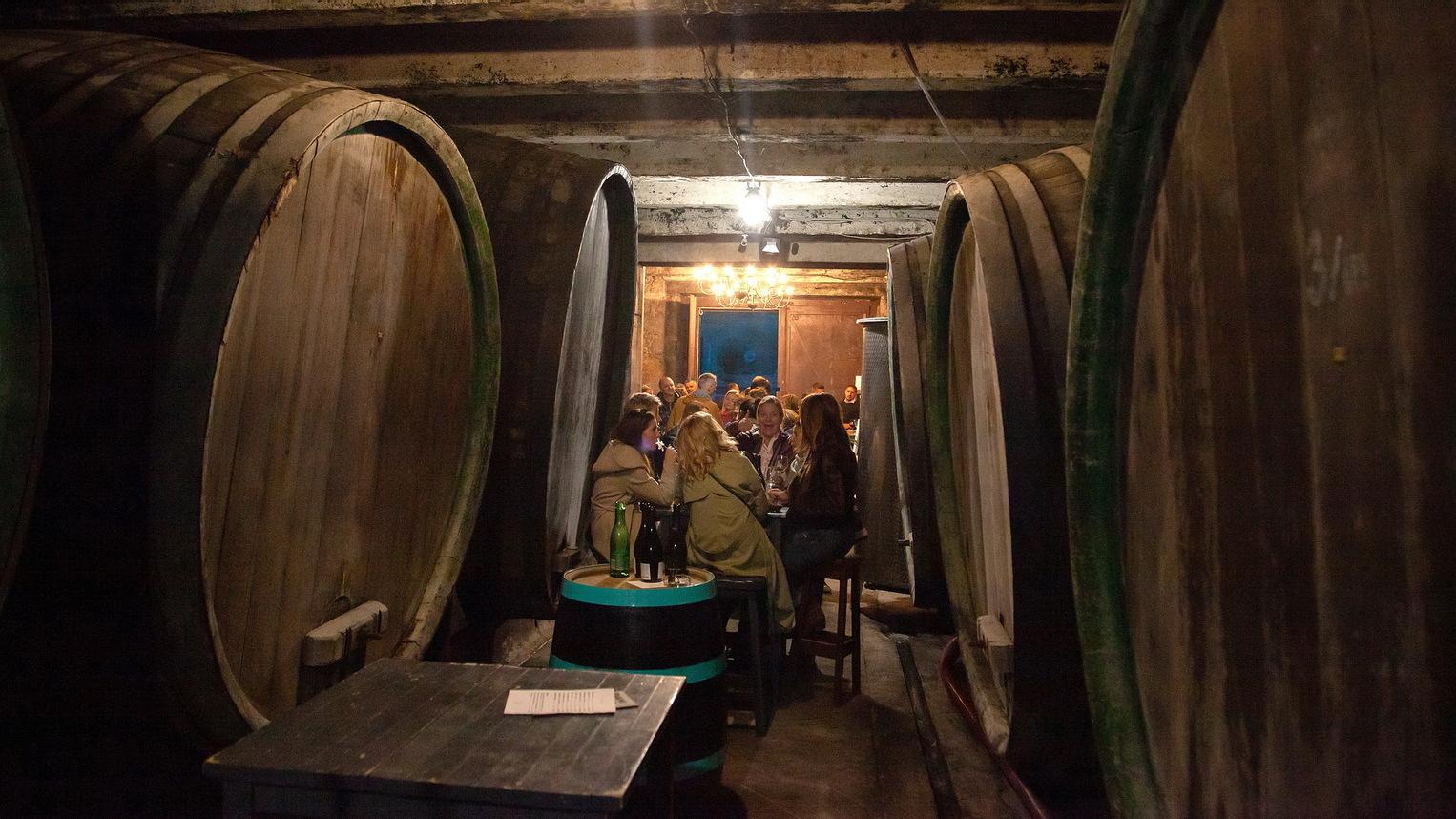 Dani vina po prvi put održani u podrumima