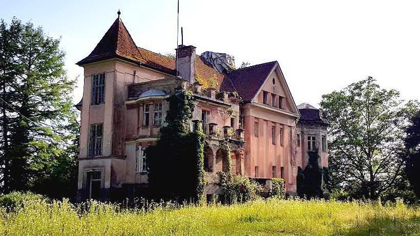 Dvorac Zwilling/Ribograd