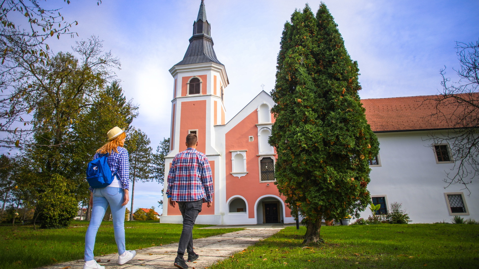 Franjevački samostan i crkva Blažene Djevice Marije