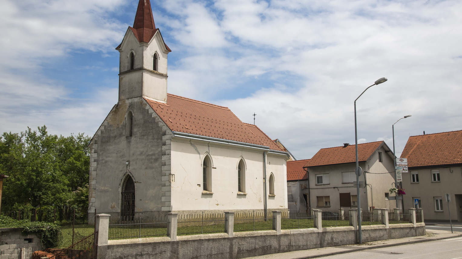 Kapela svetog Duha, Jastrebarsko