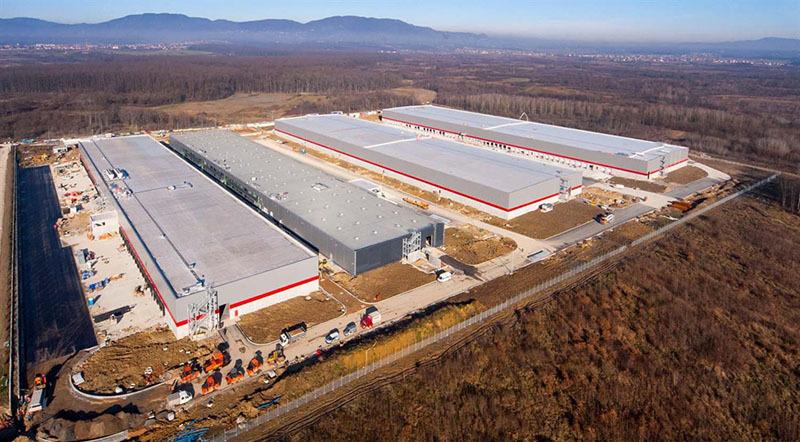 Otvorenje logističkog centra Kaufland