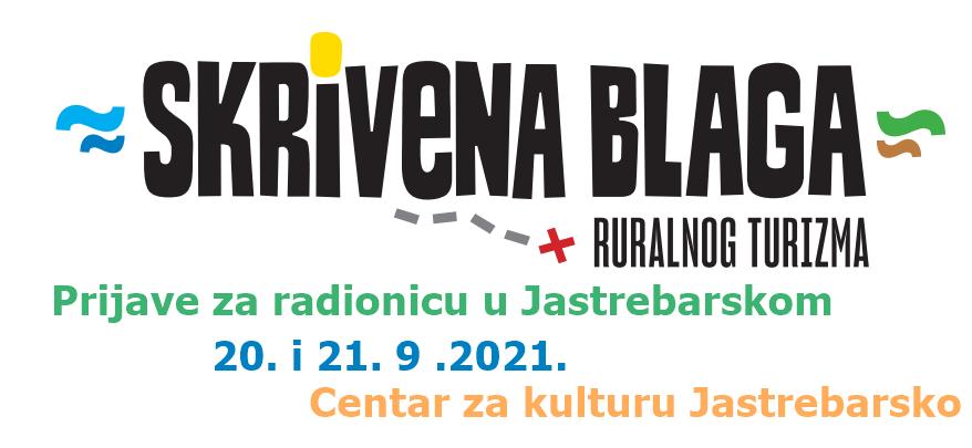 Radionica o pokretanju i poslovanju subjekata u ruralnom turizmu
