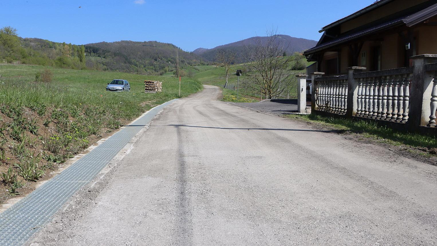 Sanirana prometnica u naselju Bukovac Svetojanski, krenuli radovi u Gorici Svetojanskoj