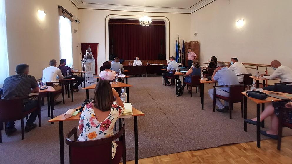 Usvojen rebalans Proračuna, izabrani članovi svih radnih tijela Gradskog vijeća