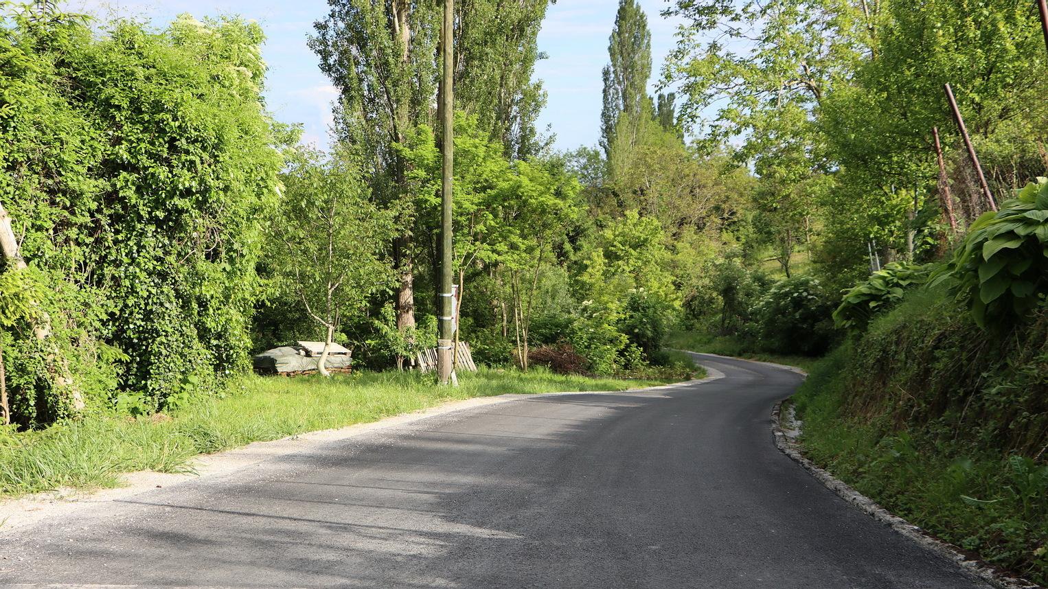 Završili radovi na sanaciji prometnice u naselju Prodin Dol
